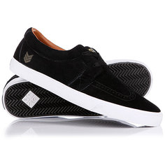 Кеды кроссовки низкие VOX Patriot Black