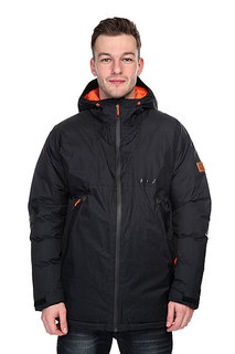 Пуховик Rip Curl Heatwave Anti Jacket Black