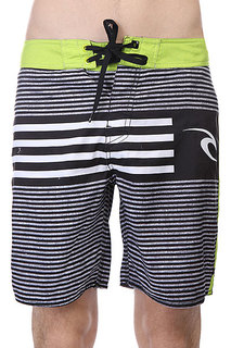 Шорты пляжные Rip Curl Shipsterns Boardshort Black