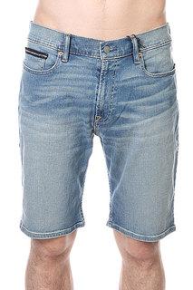 Шорты джинсовые DC Wk Dn Str Indigo Bleach