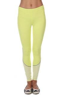 Леггинсы женские Roxy Twilight Pant Limeade