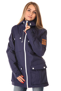 Куртка женская Colour Wear Lynx Jacket Patriot Blue Clwr