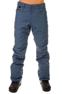Штаны сноубордические Quiksilver State Pant Dark Denim