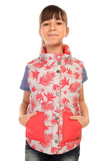 Жилетка детский Roxy Mellow Out G Jacket Indo Floral Her