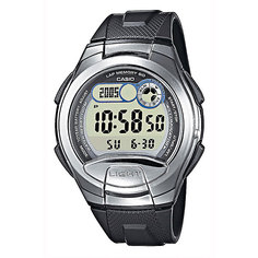 Электронные часы Casio Collection W-752-1a Black/Grey