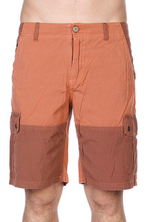 Шорты Rip Curl Double Cargo 21 Walkshort Autumn Leaf