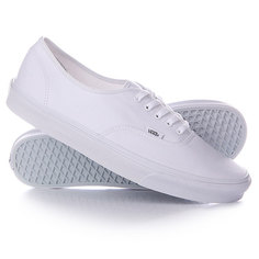 Кеды кроссовки низкие Vans Authentic True White