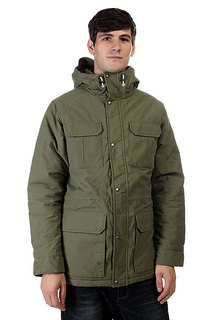 Куртка зимняя Quiksilver Long Bay Dusty Olive