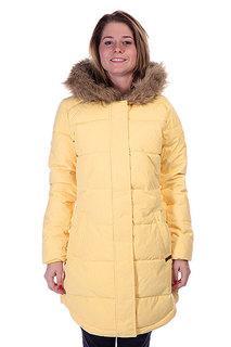 Куртка зимняя женская Roxy Swallow Banana Cream