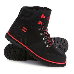 Ботинки высокие DC Peary Black/Red