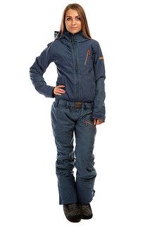 Комбинезон сноубордический женский Roxy Impression Suit Ensign Blue