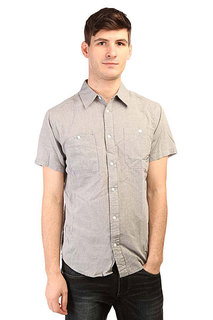 Рубашка Burton Gilman Wvn Light Chambray