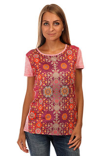 Футболка женская Roxy Cutback Tee J Kttp Psychedelic Dream Co