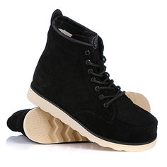 Ботинки зимние Grenade Fur Urban Trekker Suede Boot Black