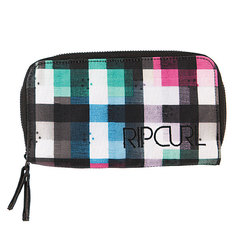 Кошелек женский Rip Curl Check Wallet Solids Black