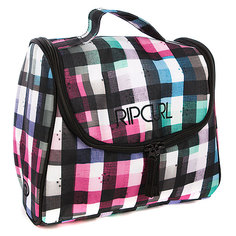 Сумка женская Rip Curl Check Vanity Solid Black