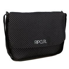 Сумка женская Rip Curl Plumetis Computer Bag Solid Black