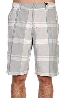 Классические мужские шорты Rip Curl Madness Walkshort Grey Fog