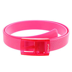 Ремень женский Rip Curl Agro Silicon W Belt Fuschia Rose