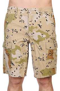 Шорты Rip Curl Jungle 21 Cargo Walkshort Khaki