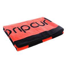 Полотенце женское Rip Curl Nuhea Beach Towel Solid Black