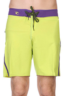Шорты пляжные Rip Curl Mirage Aggrolite Plus 19 Boardshort. Lime Green
