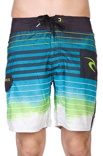 Шорты пляжные Rip Curl Shipwrecks 19 Boardshort Lime