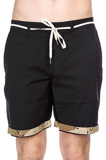 Шорты Rip Curl Options 20 Chino Walkshort Black