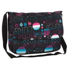 Сумка женская Rip Curl Dots Computer Bag Solid Black