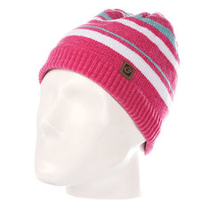 Шапка женская Rip Curl Southern Beanie Fuschia Rose