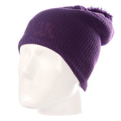 Шапка с помпоном Rip Curl Scandi Beanie Crown Jewel Pur