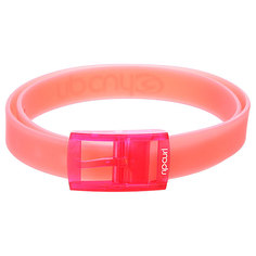 Ремень женский Rip Curl Rc Silicone Belt Cranberry