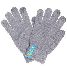 Перчатки TrueSpin Touchgloves Light Grey