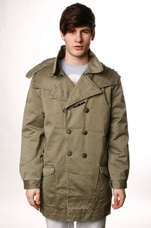 Пальто Insight Apocalypse Acdc Green