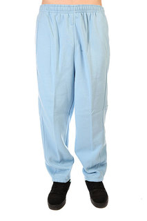 Штаны широкие Urban Classics Sweatpants Sky Blue