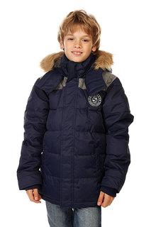 Куртка зимняя детская Quiksilver Newredbudyouth Medieval Blue