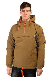 Анорак Fat Moose Sailor Anorak Camel-orange