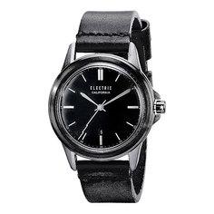 Часы Electric Carroway Leather All Black