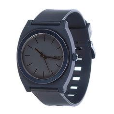 Часы Nixon The Time Teller P Steel Blue Ano