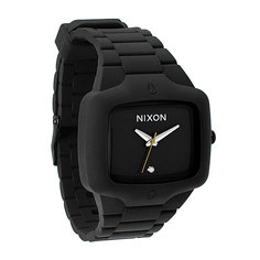 Часы Nixon The Rubber Player Black