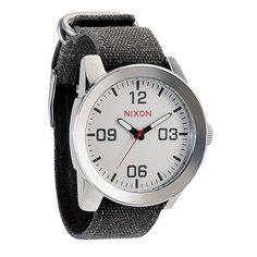 Часы Nixon Corporal White