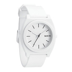 Часы Nixon Time Teller P Matte White
