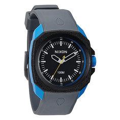 Часы Nixon Ruckus Black / Sapphire /Gray