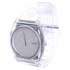 Часы Nixon Time Teller P Translucent