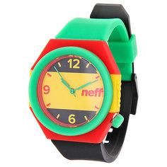 Часы Neff Stripe Rasta