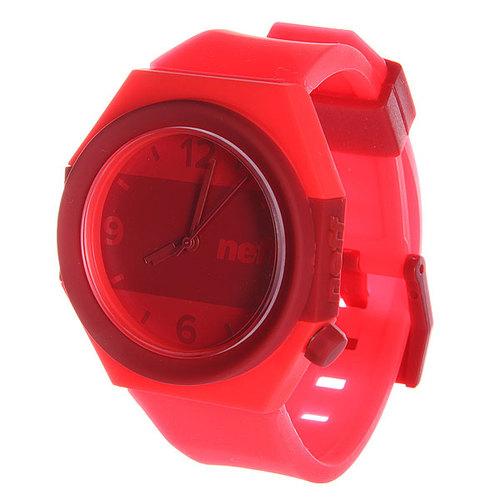 Часы Neff Stripe Red