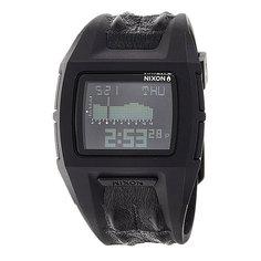 Часы Nixon Lodown S Black Not Croc