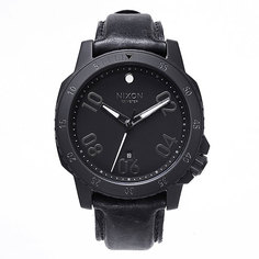 Часы Nixon Ranger Leather All Black