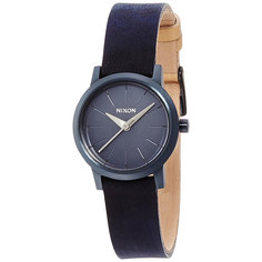 Часы женский Nixon Kenzi Leather All Indigo/Natural