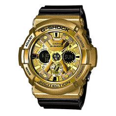 Часы Casio G-Shock Ga-200gd-9b2 Black/Gold